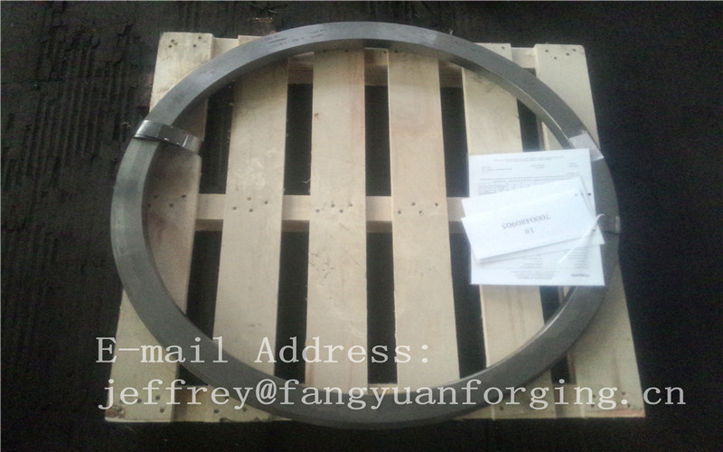 13CrMo4-5 1.7335 EN10028-2 Alloy Steel Forgings for Steam Turbine Guider Ring